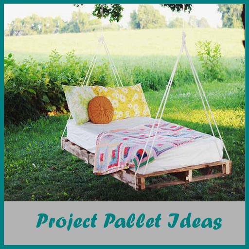 Project Pallet Creative Ideas (app)