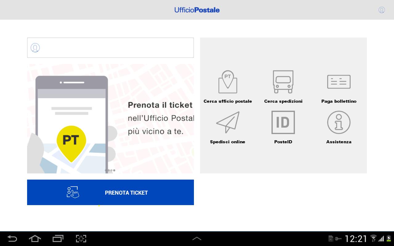 Ufficio Postale Android Apps On Google Play