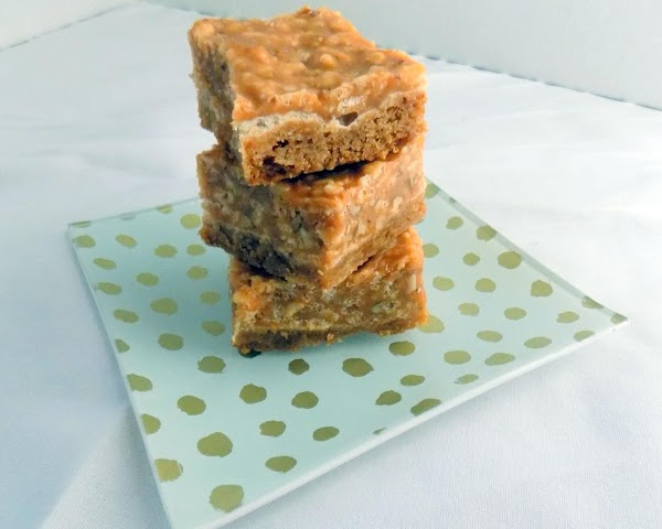 Butterscotch Krispy Goody Bars Recipe