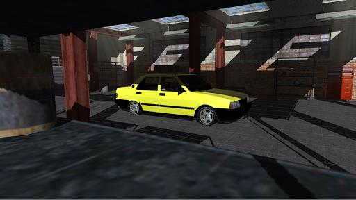 Şahin Taksi Park 3D