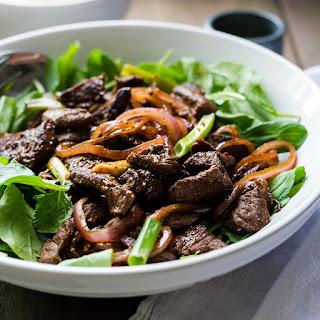 Shaking Beef - Vietnamese Stir Fry.