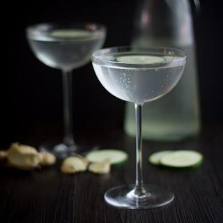 Cucumber Ginger Mocktail Recipe