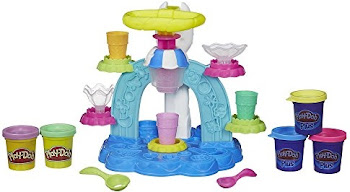 Play-doh Sweet Shoppe Playset - Swirl and Scoop Ice Cream