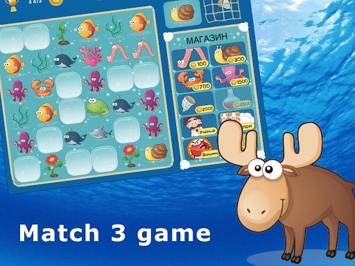 玩免費街機APP|下載ダーウィン進化論理パズルゲームズで3連 puzzle app不用錢|硬是要APP