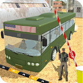Army Bus Us Soldier Duty : Army Truck