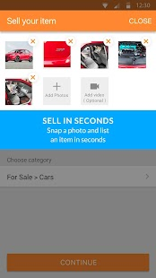 5miles: Buy and Sell Used Stuff Locally- screenshot thumbnail