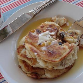Pancake Almondine