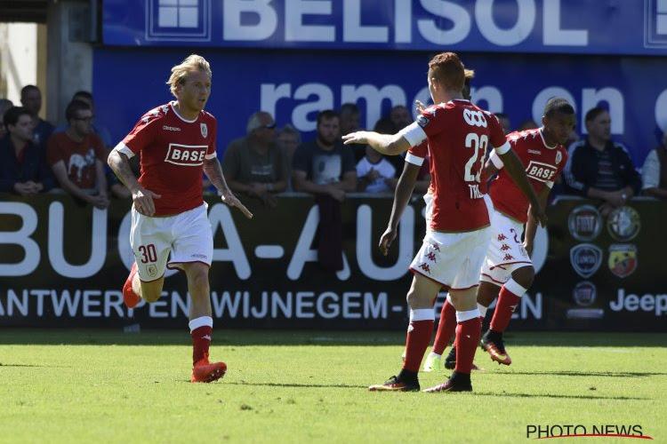 La sélection du Standard pour aller à l'Ajax: Retour de Legear et Mbenza, pas de Fiore