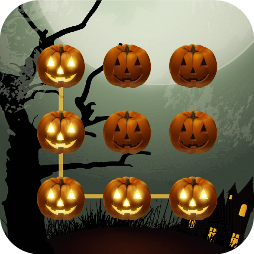 AppLock Theme Halloween 個人化 App LOGO-APP開箱王