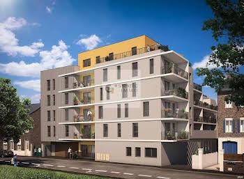 Appartement 4 pièces 93,85 m2