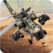 Helicopter Air Gunship : Modern War