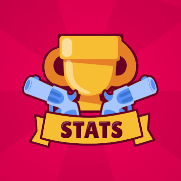 Stats for Brawl Stars - Maps, Stickers, Sounds