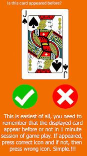 Brain Exercise screenshot