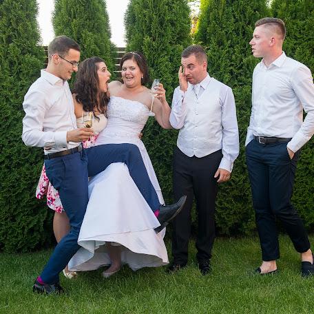 Wedding photographer Michal Richtárech (MichalRichtare). Photo of 24.05.2017