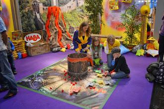 Photo: Demo hru pro děti připravila Haba