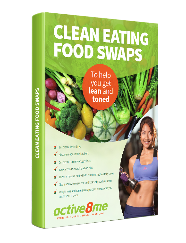 Clean Eating Food Swaps