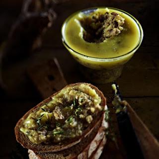 Pilzrilette (Mushroom Pâté)