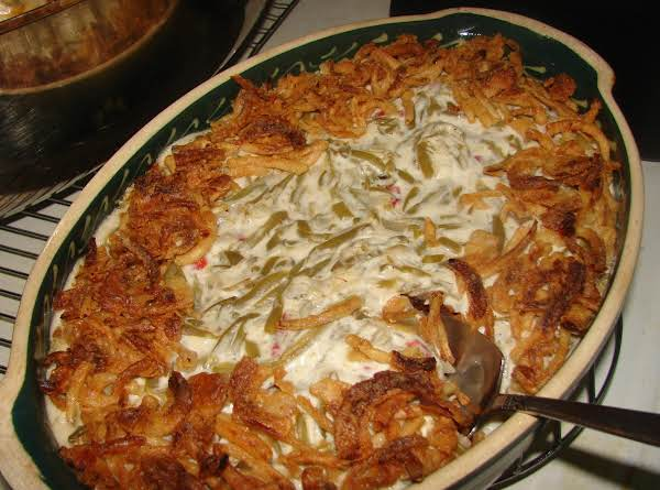Gigi's Green Bean Casserole Recipe
