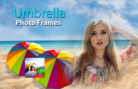 Umbrella Photo Frames - náhled