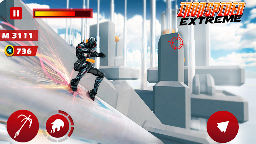 Iron Spider Extreme modavailable screenshots 4