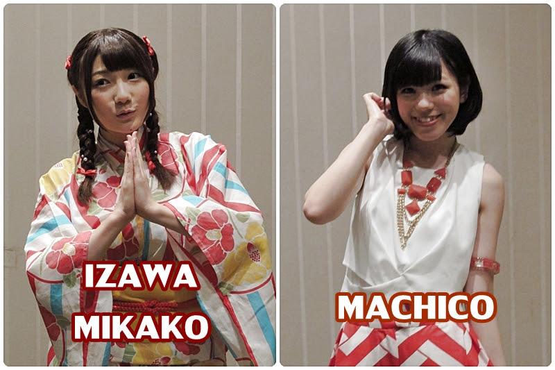 [AFATH 2016] สัมภาษณ์พิเศษ Machico & Izawa Mikako