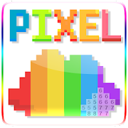 Pixel Art: Coloring by Number