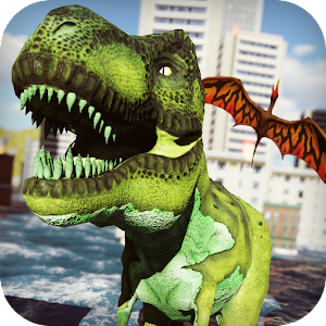 T-Rex Simulator in San Andreas for PC and MAC