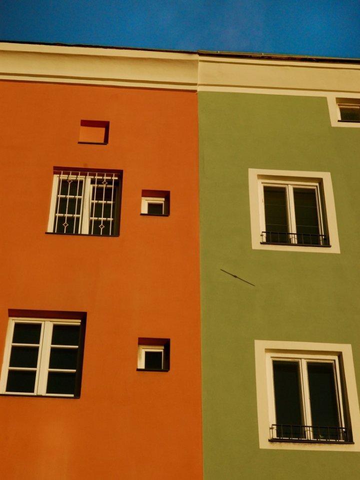 Coloured windows di e.della