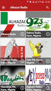 Alhazai Radio- screenshot thumbnail