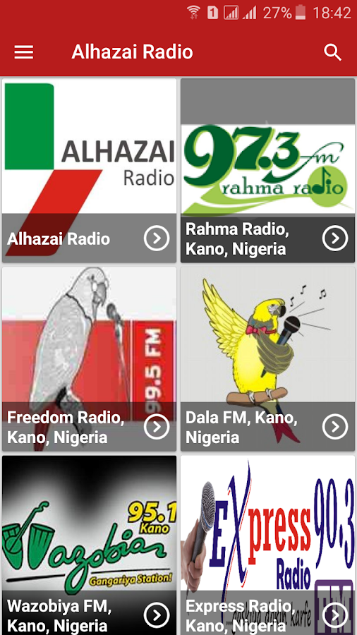 Alhazai Radio- screenshot