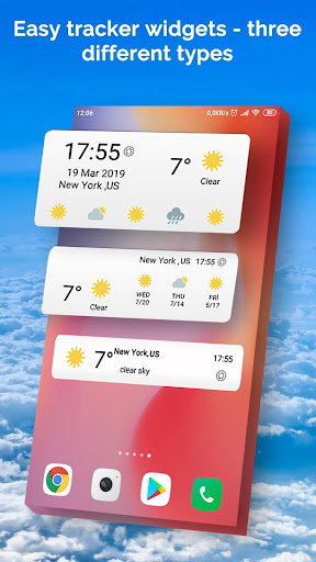 Weather Forecast: Today Temperature, Local Weather 2.0 screenshots 2