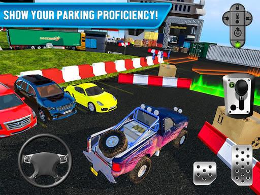 Ferry Port Trucker Parking Simulator apktram screenshots 9