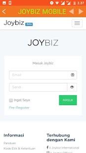 JOYBIZ NETWORK - náhled