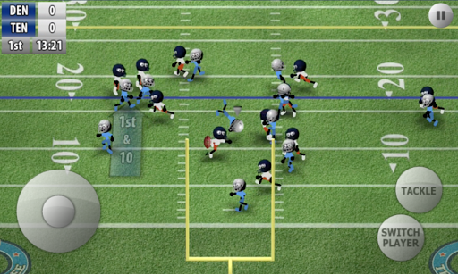 Stickman Football 1.8 screenshots 2