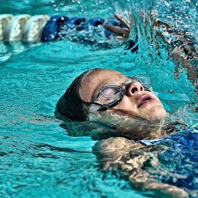 Splash-4 by Don Chamblee - Sports & Fitness Swimming