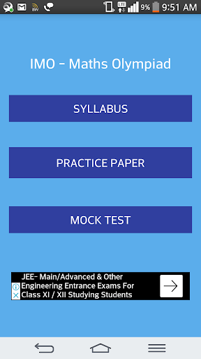 Download CLASS 4 - IMO [MATHS OLYMPIAD] on PC & Mac with AppKiwi APK