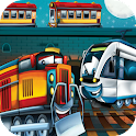 Cute Train: For Toddlers icon