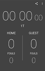 Mr Referee - Free Scoreboard screenshot 0