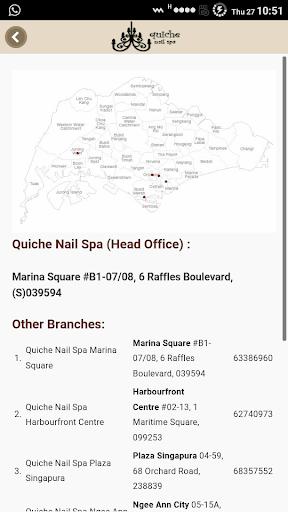 免費下載商業APP|Quiche Nail Spa SG app開箱文|APP開箱王