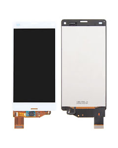 Sony Xperia Z3 Compact LCD Display White