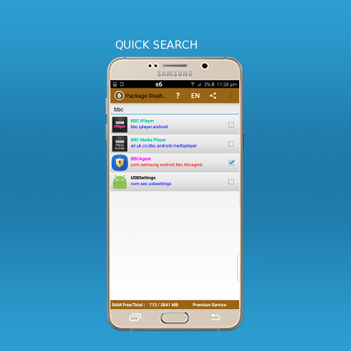 Screenshot for Package Disabler Pro ( Owner APP) All Android in United States Play Store