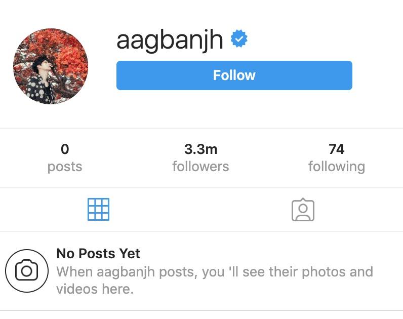 ahn jae hyun instagram delete 1