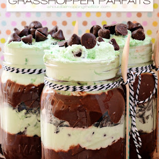 Grasshopper Parfaits