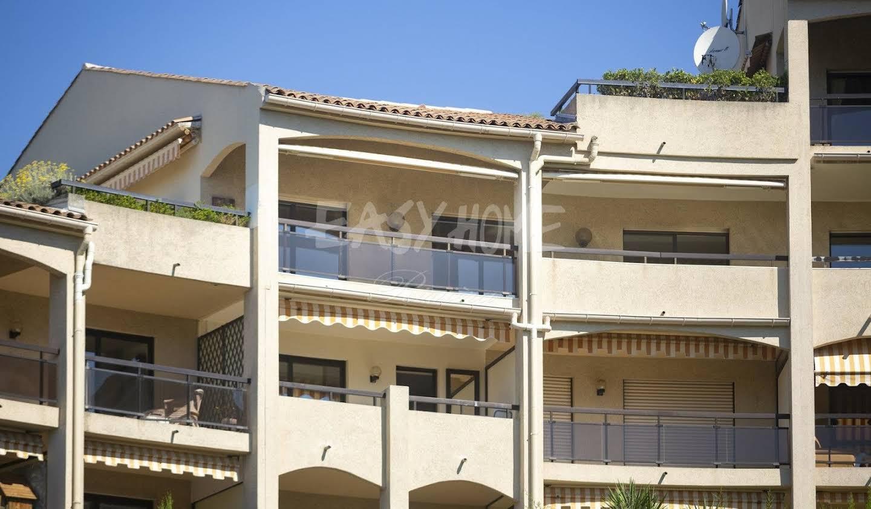 Appartement avec terrasse et piscine Mougins