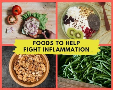 Foods To Help Fight Inflammation Recipe