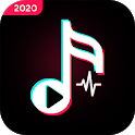 Tik-Toe Video Player -All Format Media Player 2020 icon