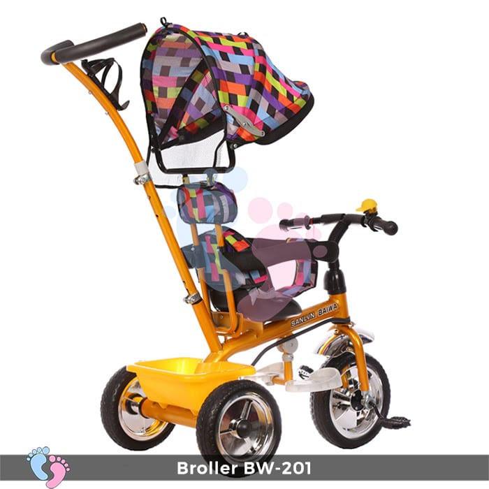 Xe đạp đẩy 3 bánh Broller XD3-201 3