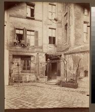 Photo: Cour de Rouen - boulevard St. Germain