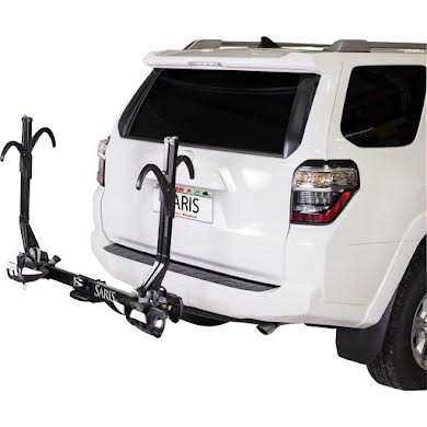 Saris SuperClamp EX Hitch Rack: 2 Bike