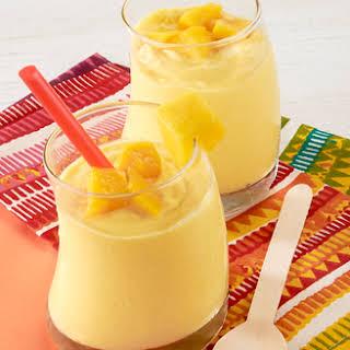Refreshing Mango Whip.